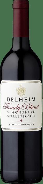 2016 Delheim Family Blend Red