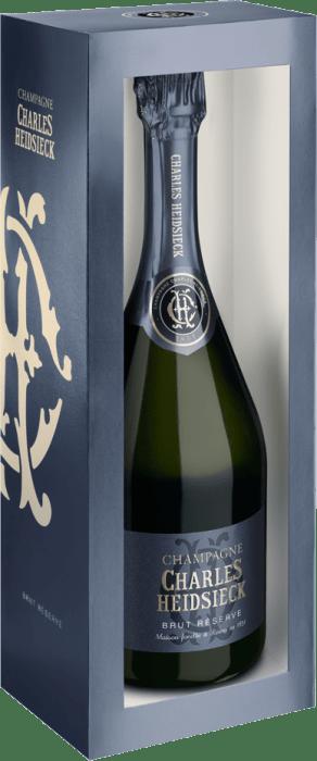 Charles Heidsieck Brut Réserve Champagner in der Magnumflasche