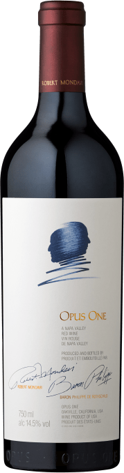 2016 Opus One Mondavi Rothschild