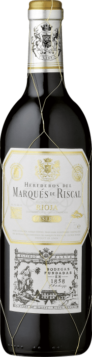 2016 Marqués de Riscal Reserva