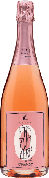 Leitz Eins-Zwei-Zero Sparkling Rosé Alkoholfrei