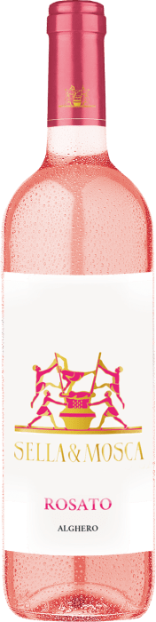 2019 Sella & Mosca Rosé