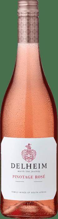 2020 Delheim Pinotage Rosé