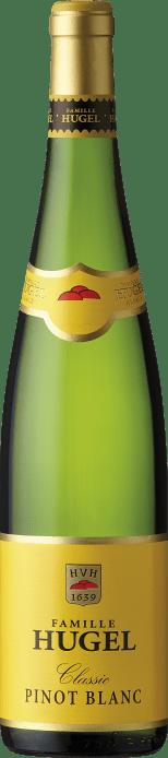 2018 Hugel & Fils Pinot Blanc Classic