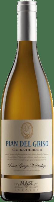 2018 Conti Bossi Fedrigotti Pian del Griso Pinot Grigio Valdadige