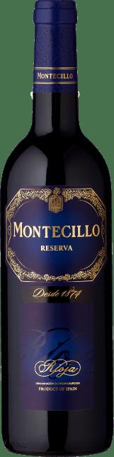 2012 Montecillo Reserva
