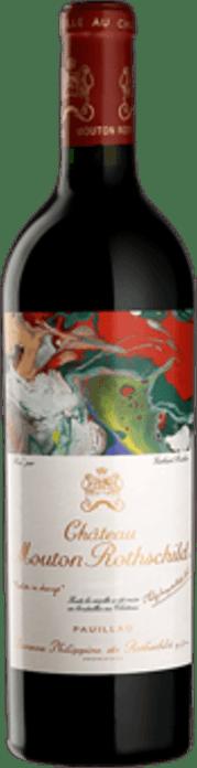 2015 Château Mouton Rothschild in der Magnumflasche