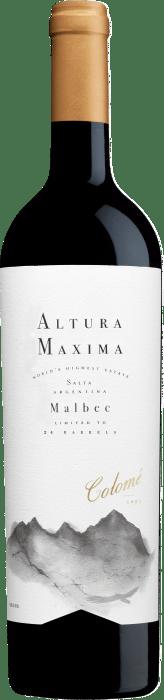 2016 Colomé Altura Maxima Malbec