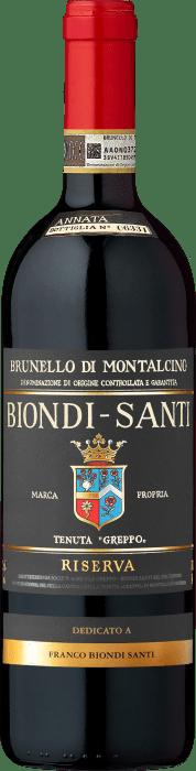 2012 Biondi-Santi Brunello di Montalcino Riserva
