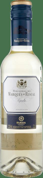 2019 Marqués de Riscal Blanco 0,375 l