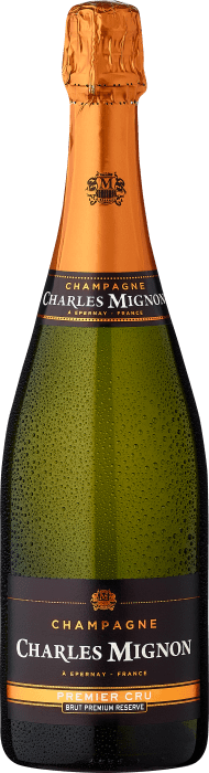 Charles Mignon Brut Grande Réserve - 0,375l