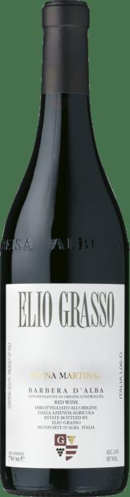 2017 Elio Grasso Barbera d'Alba