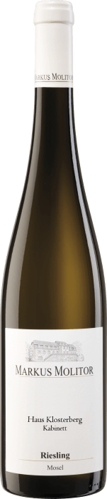 2018 Markus Molitor Haus Klosterberg Riesling