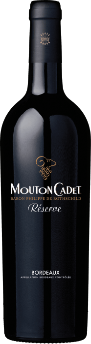 2017 Reserve Mouton Cadet Bordeaux Rouge