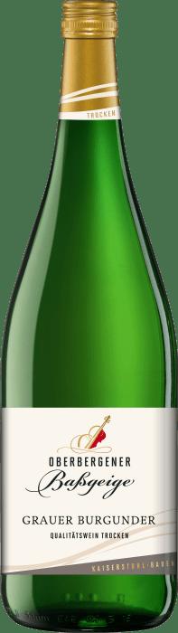 2019 Oberbergener Baßgeige Grauer Burgunder 1 l