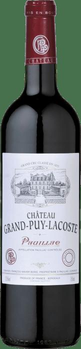 2015 Château Grand Puy Lacoste
