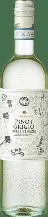 2019 Cipriano Pinot Grigio