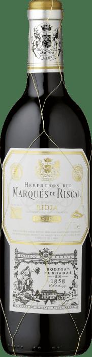 2015 Marques de Riscal Reserva