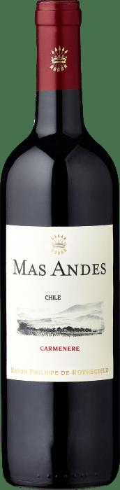 2018 Mas Andes Carmenere