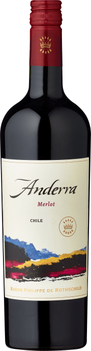 2018 Rothschild Anderra Merlot