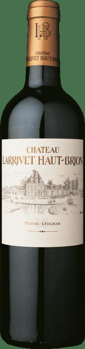 2019 CHÂTEAU LARRIVET HAUT BRION ROUGE (SUBSKRIPTION)