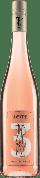 2019 Leitz Eins-Zwei-Dry Pinot Noir Rosé