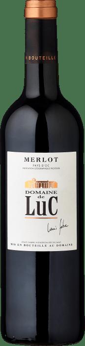 2018 Domaine de Luc Merlot