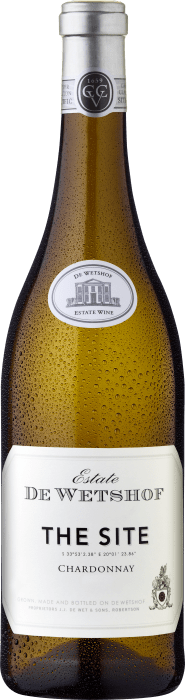 2016 De Wetshof Estate The Site Chardonnay