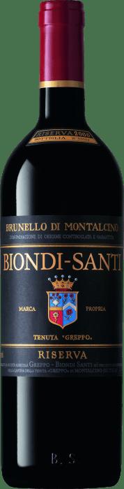 2011 Biondi Santi Brunello di Montalcino Riserva