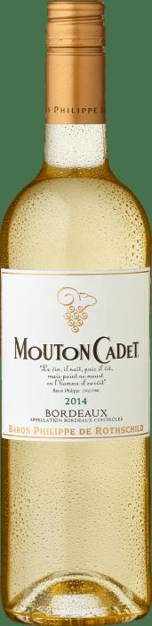 2019 Rothschild Mouton Cadet Blanc