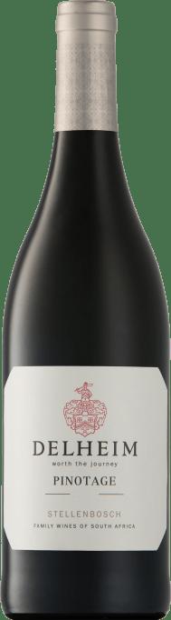 2017 Delheim Pinotage