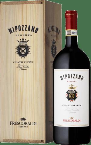 2017 Nipozzano Riserva in der Magnumflasche