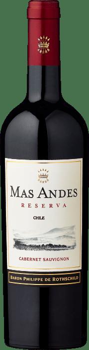 2018 Mas Andes Reserva Cabernet Sauvignon