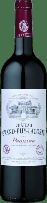 2016 Château Grand Puy Lacoste