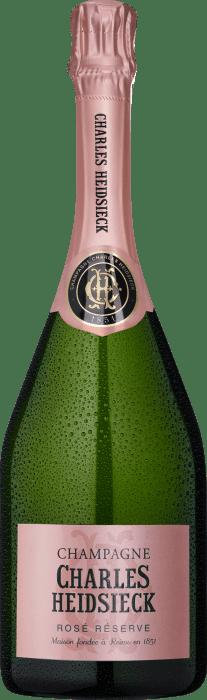 Charles Heidsieck Rosé Réserve Champagner