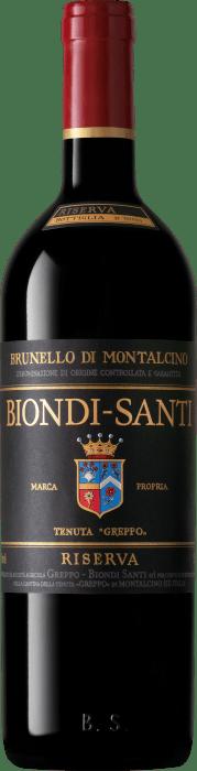 1997 Biondi Santi Brunello di Montalcino Riserva