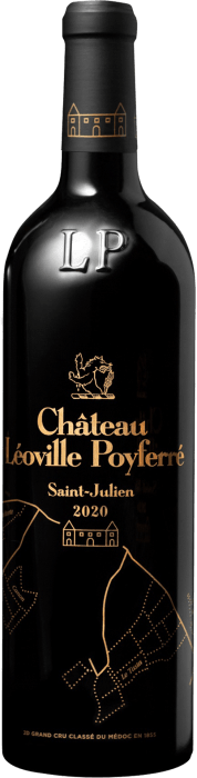 2020 CHÂTEAU LÉOVILLE-POYFERRÉ (SUBSKRIPTION)