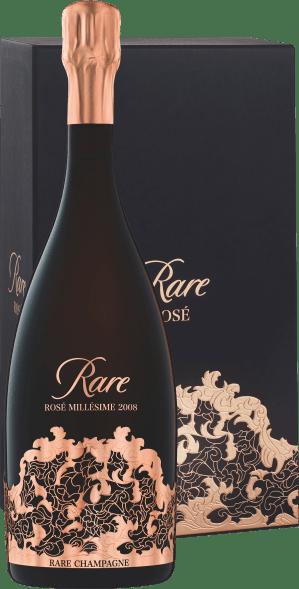 2008 Piper-Heidsieck Rare Rose Champagner