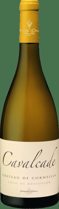 2019 Château de Corneilla Cavalcade Blanc