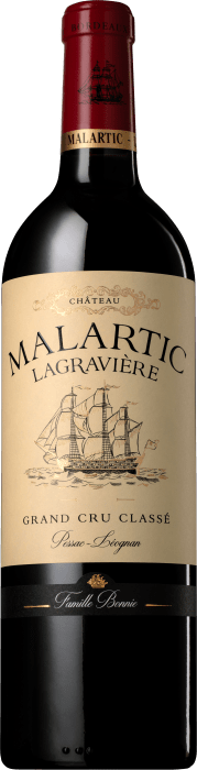 2020 CHÂTEAU MALARTIC-LAGRAVIÈRES ROUGE (SUBSKRIPTION)