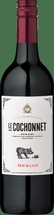 2019 Le Cochonnet Merlot