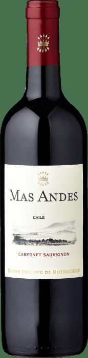2018 Mas Andes Cabernet Sauvignon