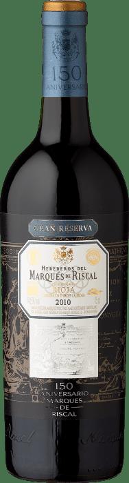 2010 Marqués de Riscal 150 Aniversario