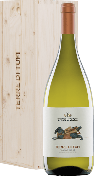 2017 Teruzzi Terre di Tufi in der Magnumflasche