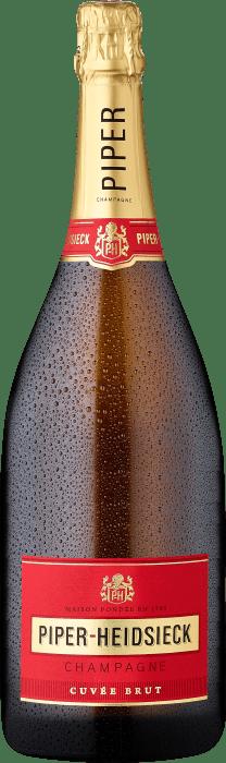 Piper-Heidsieck Brut Champagner in der Magnumflasche