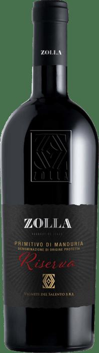 2017 Farnese Zolla Primitivo di Manduria Riserva
