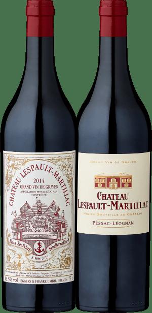 2014 Château Lespault-Martillac - Roter Schafferwein 2019