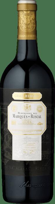 2014 Marqués de Riscal Gran Reserva