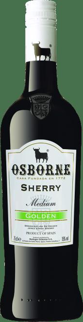 Osborne Sherry Golden Medium