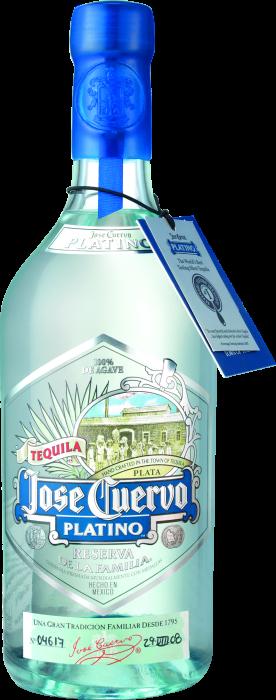 Jose Cuervo Reserva Platino de la Familia Tequila